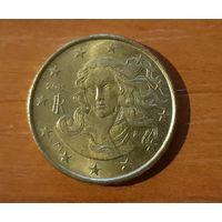 10 евроцентов 2012 Италия