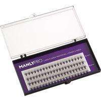 Ресницы-пучки сборка ManlyPRO 8-10 мм