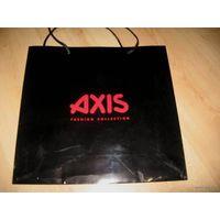 Пакет бумажный axis