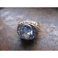 Сапфир  перстень