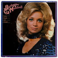 LP Barbara Mandrell 'Lovers, Friends and Strangers' (запячатаны)