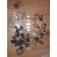 Зарядные,дата кабели,наушники,батарейки