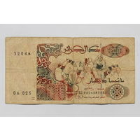 Алжир, 200 динар 1992 год.