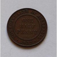 Австралия, 1/2 пенни 1932 год