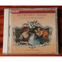 Bach. Keyboard Magic - Alfred Brendel (Audio CD - 1996)