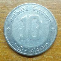 Алжир 10 динаров 2002
