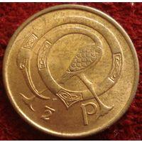 7770: 1/2 пенни 1971 Ирландия