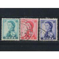 GB Фиджи 1959 EII Стандарт #142,144-5