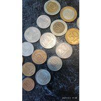 Монеты России  набор ГКЧП