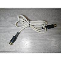 Кабель для передачи и записи звука для магнитофона СССР