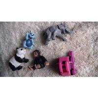 Игрушки. детские, маленькие 5 шт. распродажа