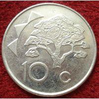 9087:  10 центов 2012 Намибия
