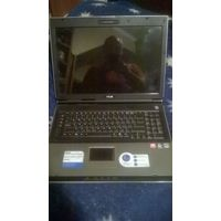 Ноутбук ASUS A7U (В ХОРОШЕМ СОСТОЯНИИ) 17.1 ДЮЙМ