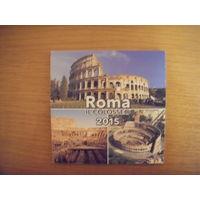 Календарик-магнит из Италии архитектура Рима  магнит   на холодильник