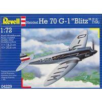 Модель Heinkel He 70 G-1 Blitz (F-2/170A)