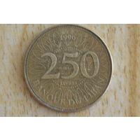 Ливан 250 ливров 1996