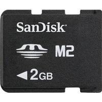 Карта памяти SanDisk Memory Stick Micro (M2) 2 Гб