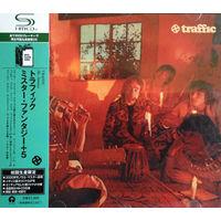 Traffic - Mr. Fantasy (1967, Audio CD, ремастер 2000 года, копия японского издания 2008 года)