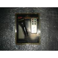 Автомобильный МР3 плеер с FM модулятором