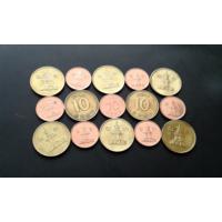 Корея. 15 монет - одним лотом.