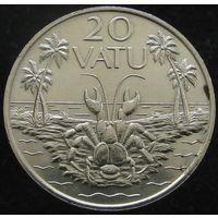 1к Вануату 20 вату 1983 (2-279) распродажа коллекции