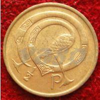7813:  1/2 пенни 1971 Ирландия