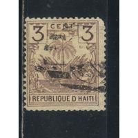 Гаити 1896 Герб Стандарт #36