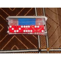 Набор кубиков для игры в кости