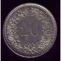 20 раппен 1998 год Швейцария