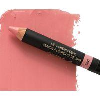 Кремовый карандаш для губ и щек Nudestix Lip+Cheek Pencil в оттенке Love