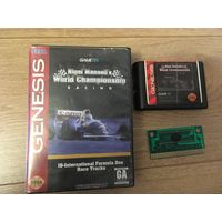 Картридж Sega/Сега 16 bit Стародел #23