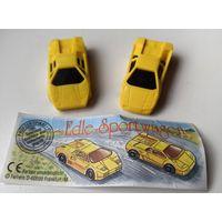 Благородный спортивный автомобиль. Серия, 1995г