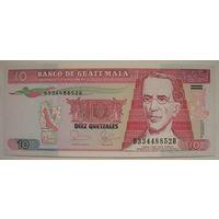 Гватемала10 кетсаль 2006 г. (g)
