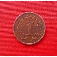 59-37 Зимбабве, 1 цент 1980 г.