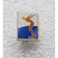 Значок. Спорт. Плавание #0383