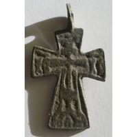 Католический крестик