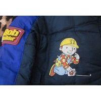 Куртка фирменная детская на 1-2 года