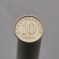 Эстония 10 центов 1931