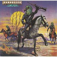 Budgie - Bandolier (1975, Audio CD)
