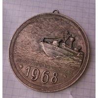1968 MEISTERSCHAFTEN DER VOLKSMARINE диаметр 60 мм