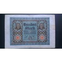 100 марок 1920
