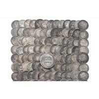 Полная коллекция царских рублей - 170 штук! Копии высшего качества!
