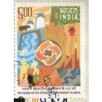 Индия 2005 100 лет кооператив движение