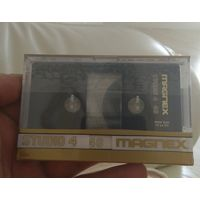 Новая аудиокассета Magnex Метал
