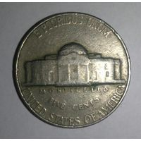 5 центов 1964, США