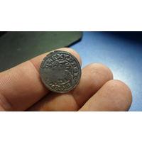 Полугрош Александр Ягеллончик (1492-1506) Вильно. aв,рв реннесансная легенда (1)