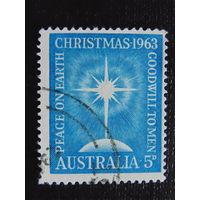 Австралия 1963 год. Рождество.