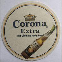 Подставка под пиво Сorona Extra /Мексика/