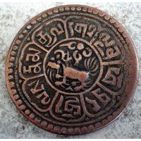 Тибет. 1 шо (1900 - 1920 г.)