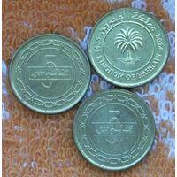 Бахрейн 5 филсов. Пальма. Подписывайтесь! Много новых лотов в продаже!!!